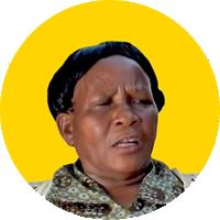 Veronica Mwanza portrait photo
